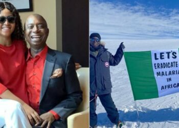 'I'm sad Regina Daniels is not here with me'- Ned Nwoko reveals his wife was admitted in Berlin Hospital