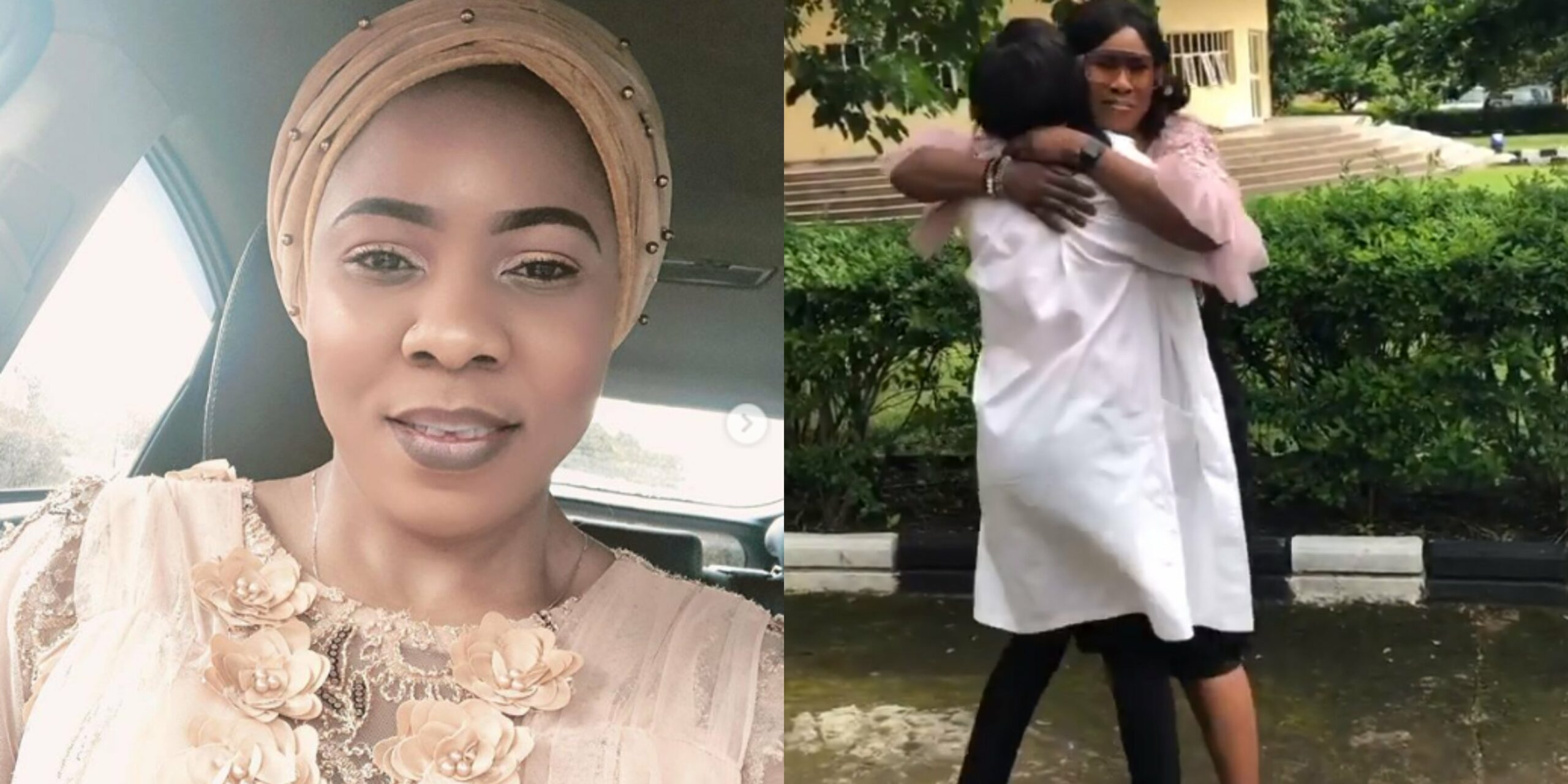 Don't lose hope on your kids - Nigerian mother in tears as she reunites with her daughter after 13 years (Video)