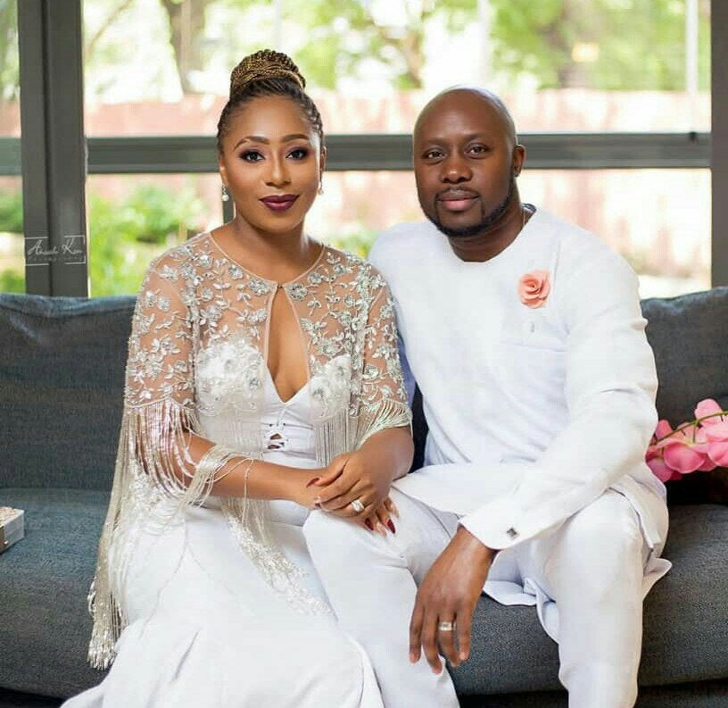 Dakore Egbuson allegedly divorces husband, in a relationship with someone else