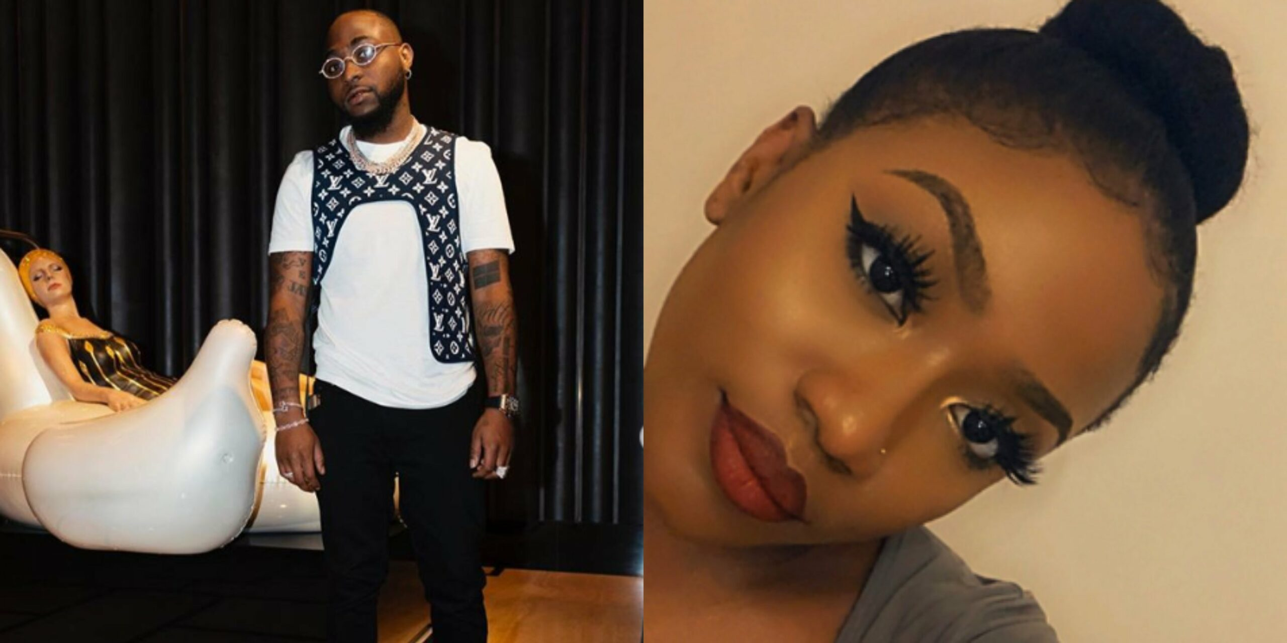 Happy birthday my in-law - Davido celebrates Chioma's younger sister, Jennifer Rowland