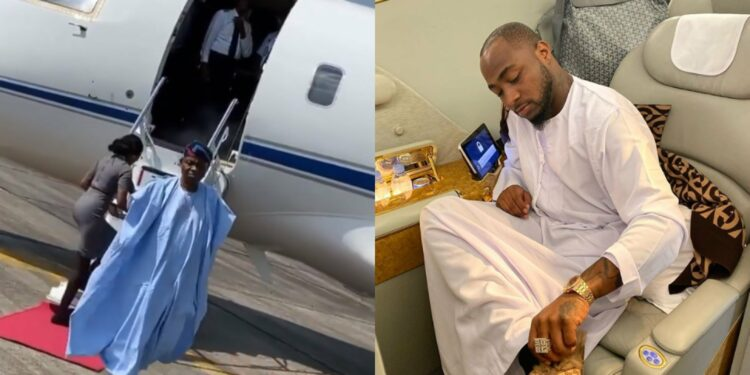 My dad is very worried - Davido reveals what has been troubling his billionaire father