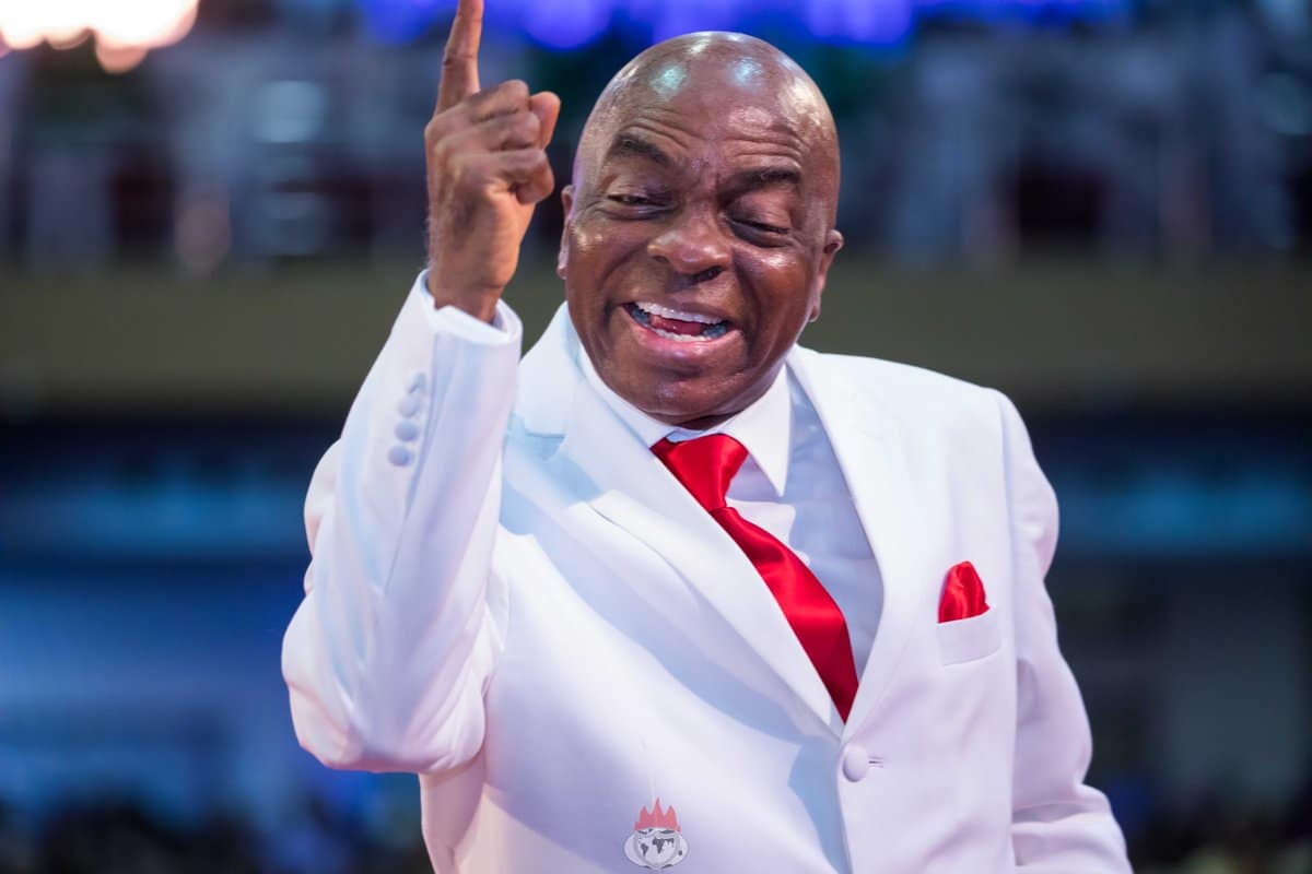 Bishop Oyedepo dismisses church management staff over fraud, warns organisations not to employ them