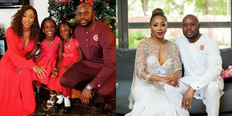 How one of Dakore Akande's friends leaked her marital crisis to the press…Nigerian celebrities react (Screenshot)