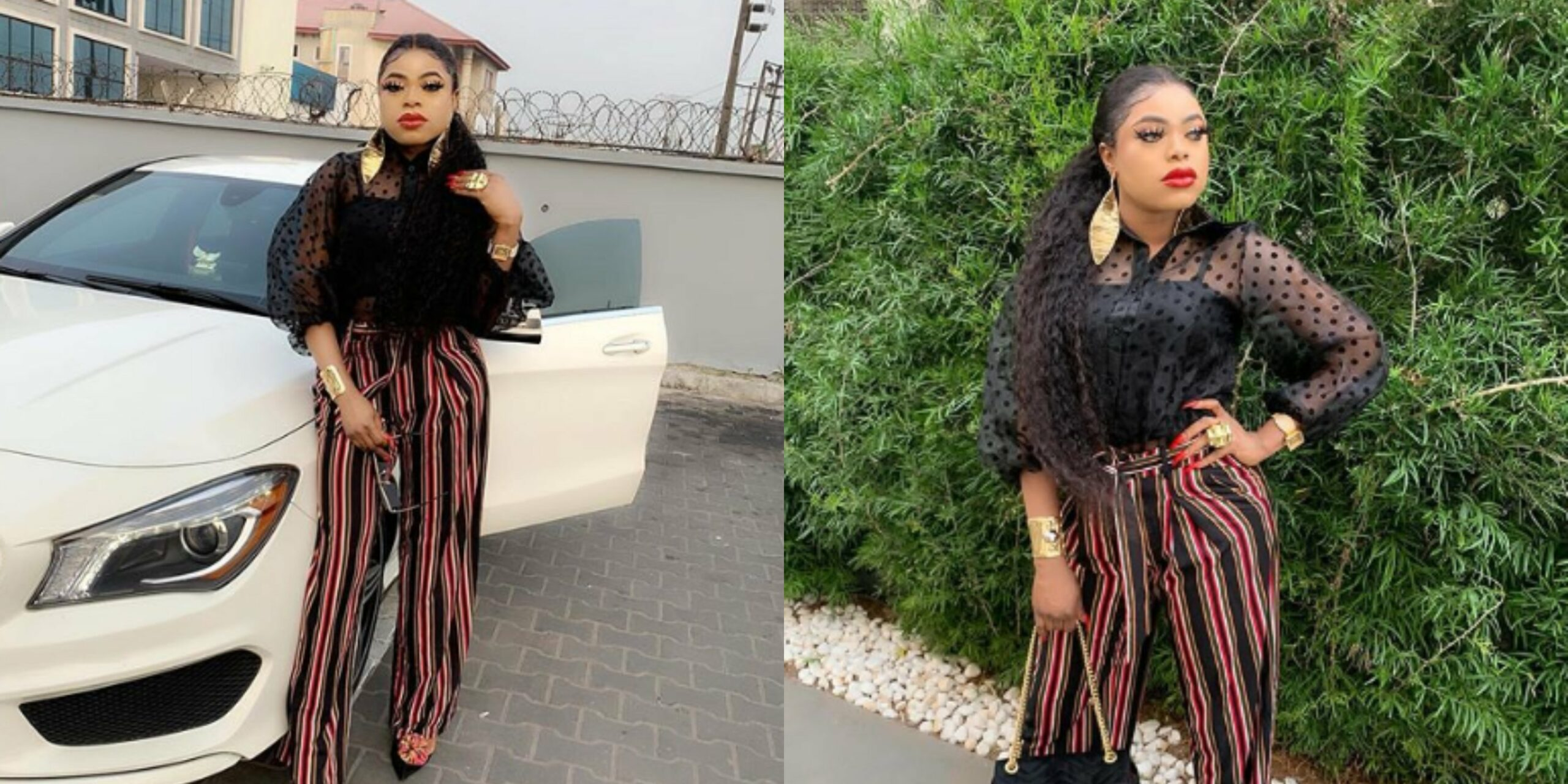 I can't be tamed! Compete with me and die – Bobrisky warns haters