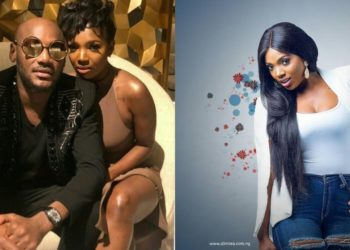 2face Idibia and wife, Annie Idibia flirt with each other on IG and we're here for it (Photo)