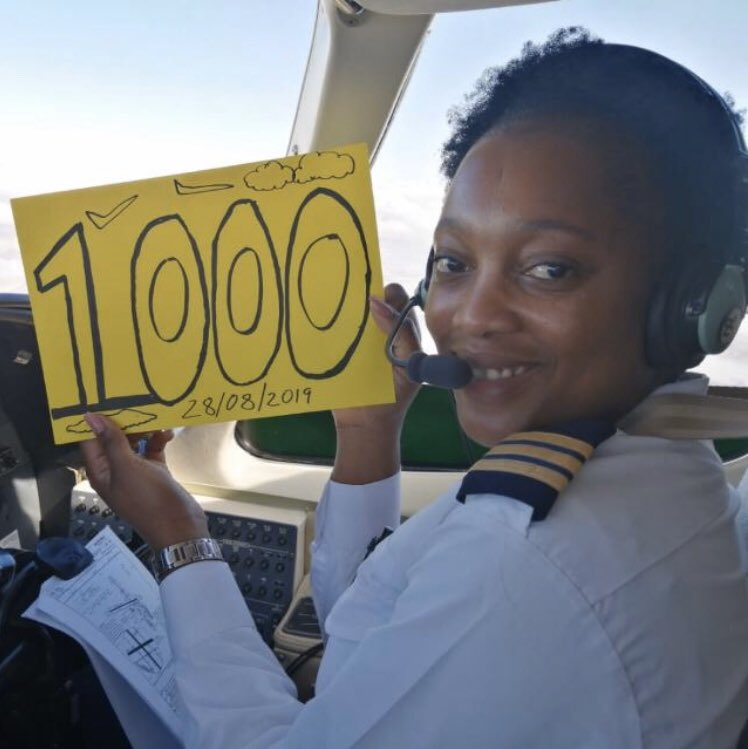 I still cant believe she's gone - Lady mourns her pilot friend who died in a plane crash (Photos)