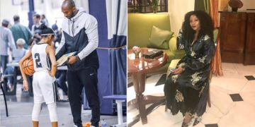 Genevieve Nnaji mourns Kobe Bryant and daughter Gianna
