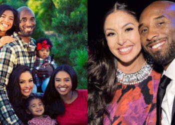 Kobe Bryant and wife Vanessa made a promise 'never fly on a helicopter together'