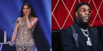 Burna Boy deserves the Grammy Award but he is not educated - Naomi Campbell