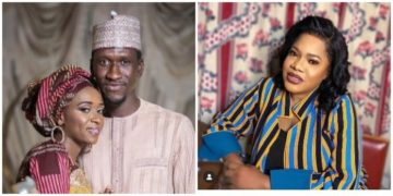 How Toyin Abraham used Maryam Sanda's case to justify her failed marriage (VIDEO)