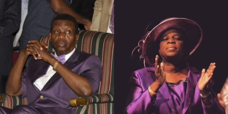 I once told my son to sack his female secretary - Pastor Adeboye blows hot on infidelity in marriage