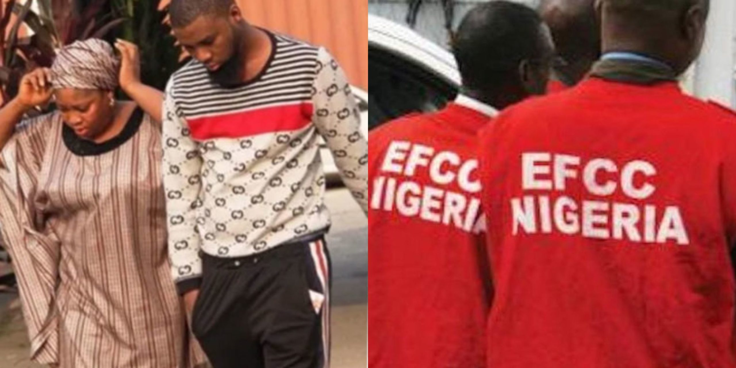 Yahoo boy and mother to serve 12 years jail term for defrauding an American of N30 million