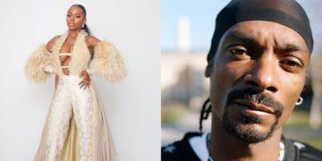 American rapper Snoop Dogg features BBN star Daine on his Instagram page