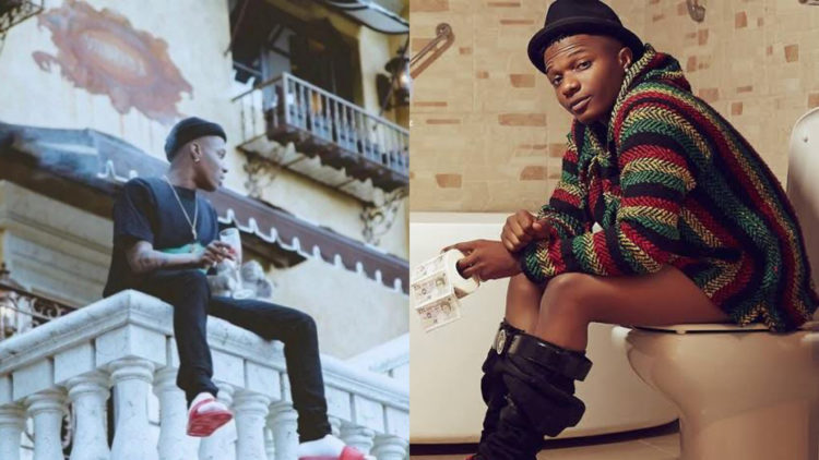 You guys dance to my shit – Wizkid reveals the ritual he performs before making his monster hit tracks