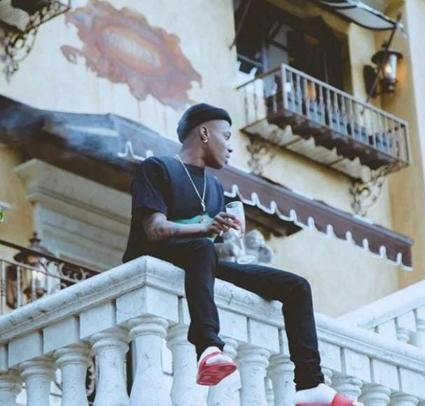 You guys dance to my shit - Wizkid reveals how he makes his monster hit tracks