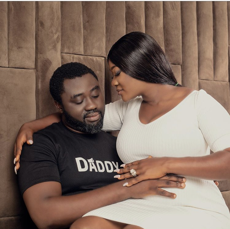 I am the only one, there is no romm for any woman - Mercy Johnson claims her husband publicly