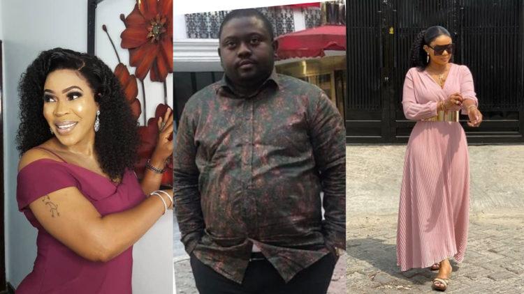 Meet the Yahoo Boy that caused Iyabo Ojo and Faithia Balogun's fight