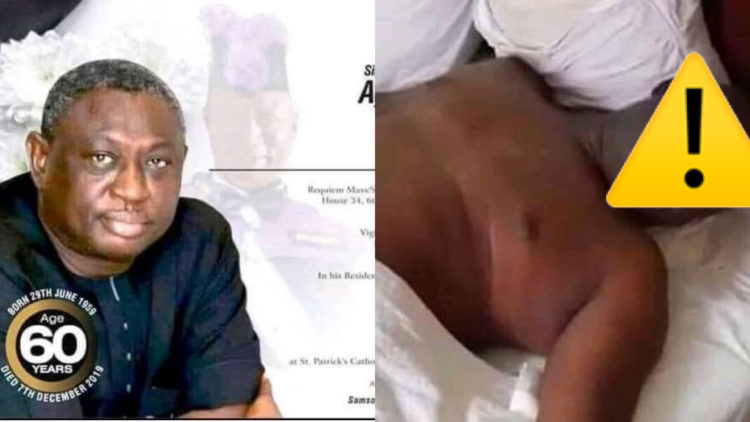 Sugar daddy allegedly dies in hotel room after overdosing on drugs to satisfy his young lover in bed (Photos)