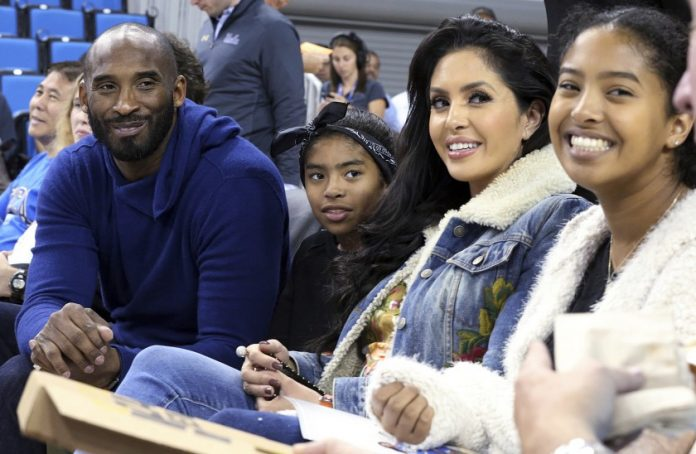 """My brain refuses to accept that both Kobe and Gigi are gone."" – Vanessa Bryant"