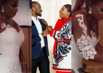 First Photos of Nollywood actress Anita Joseph's wedding today -
