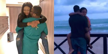 Thank you for loving me baby - Ruth Kadiri celebrates husband on Val's Day (Photo)