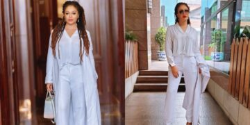 Nadia Buari causes stir as she appears very, very slim in new photos
