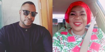 Why I always act as Odunlade Adekola's mother in movies – Madam Saje reveals