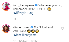Daine Russet confirms things are bad beyond repair between Mercy and Ike - See what she said
