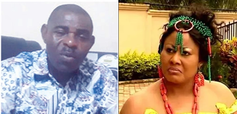 How Ngozi Ezeonu emptied my house and absconded with my children – Edwin, ex-hubby