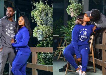 Reality TV star Cee-c lock lips with fine actor Mawuli Gavor in new photoshoot