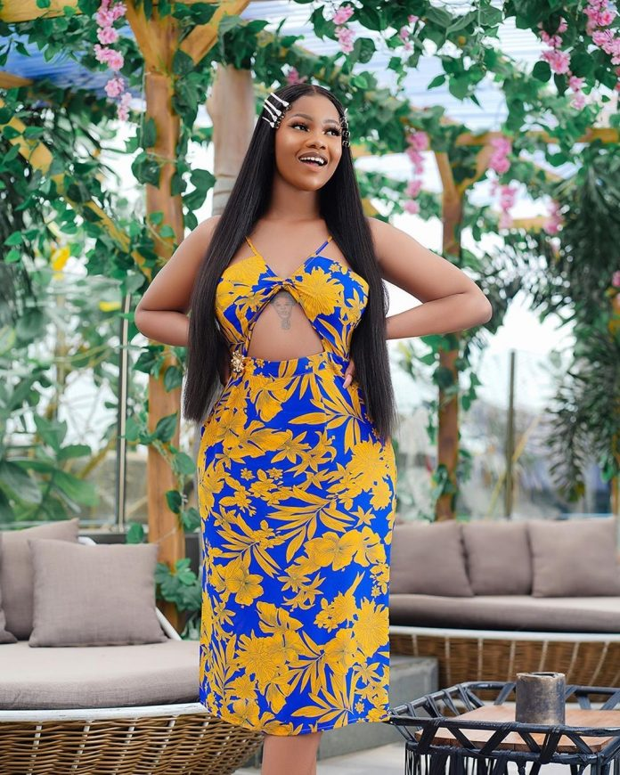 I attend RCCG but haven't gone to church in years - Tacha