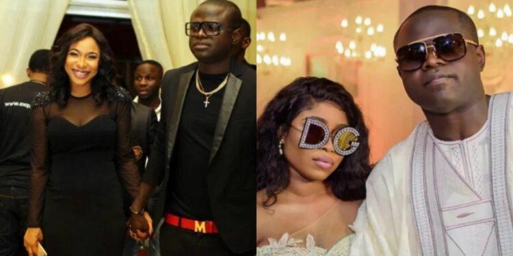 Tonto Dikeh's ex, Malivelihood set to wed Deola Smart, daughter of popular politician Adeyemi Smart (Photos)