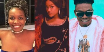 Beautiful Nigerian lady begs Chioma to hook her up with Davido's signee Mayorkun (Photos)