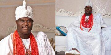 The Ooni of Ife, Oba Adeyeye Enitan Ogunwusi celebrates 5years on the throne (Photos)
