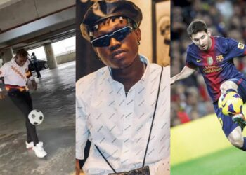 How hunger made me drop my dreams of playing with Messi for singing 'Yeye Boyfirend' – Zlatan Ibile