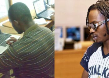 Hacker gains access into Naira Marley's Snapchat account, begs for financial assistance from his rich contacts (Photos)