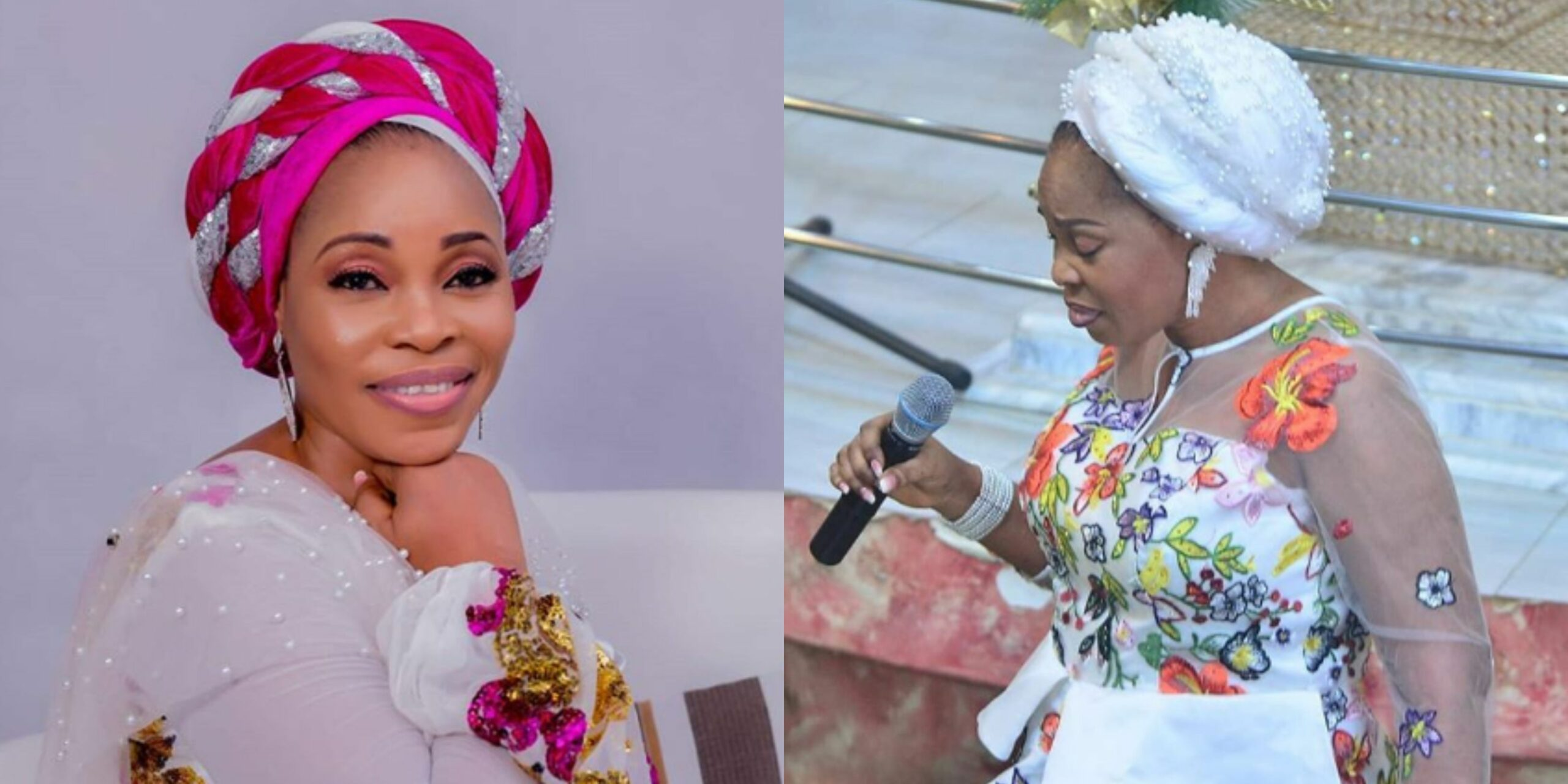 I have found a replacement for late Pastor Ajanaku, says Tope Alabi