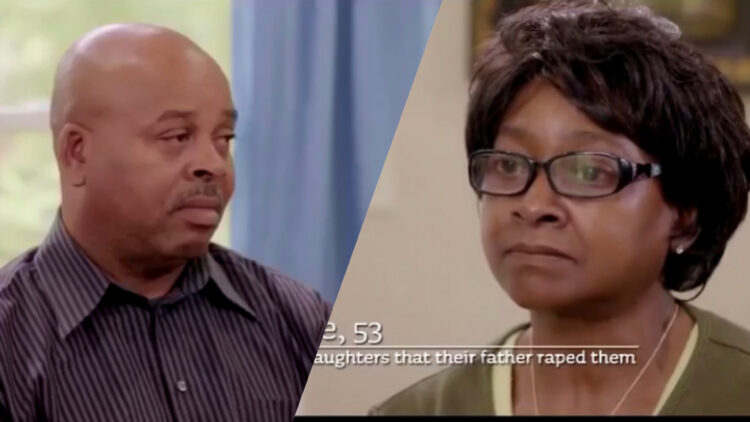 Lie detector reveals how a mother lied to her 3 daughters that they were raped by their father 25years ago (Video)