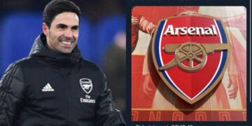 Breaking: Arsenal Head coach Mikel Arteta tests positive for Coronavirus
