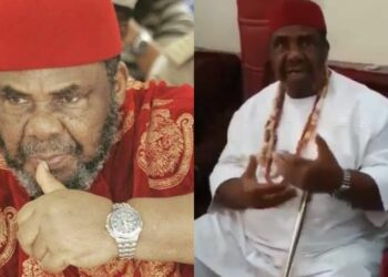 See what Pete Edochie has to say about single mothers who decided not to get married (Video)