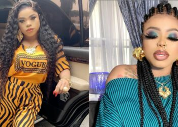 Bobrisky finally admits that he still has a 'Joystick' down there (Photo)