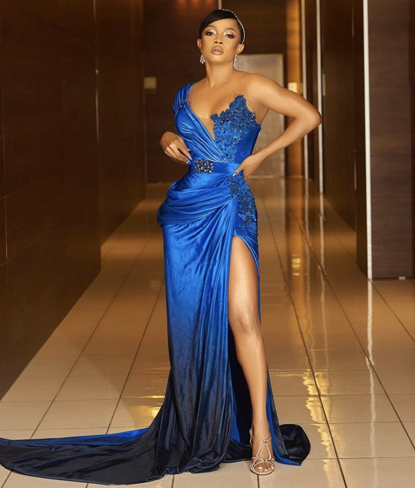 RED CARPET FROM THE AMVCA AWARDS (Photos)