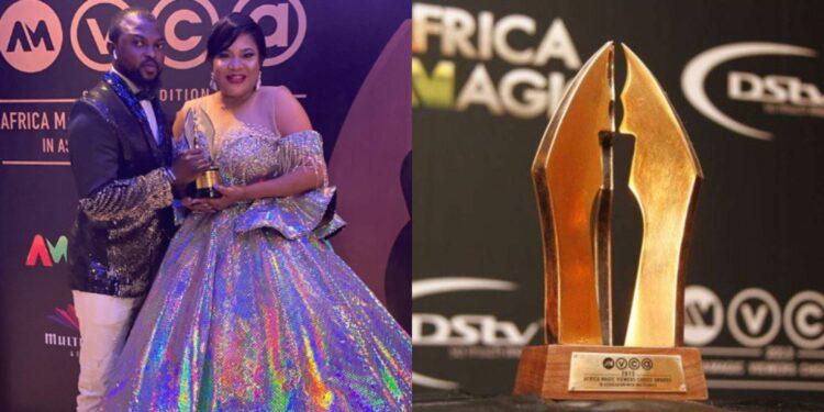 Toyin Abraham, Funke Akindele win big at The AMVCA 2020- Full List of Winners