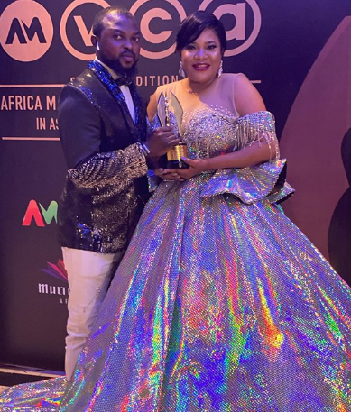 Toyin Abraham, Funke Akindele win big at The AMVCA 2020- Full List of Winners