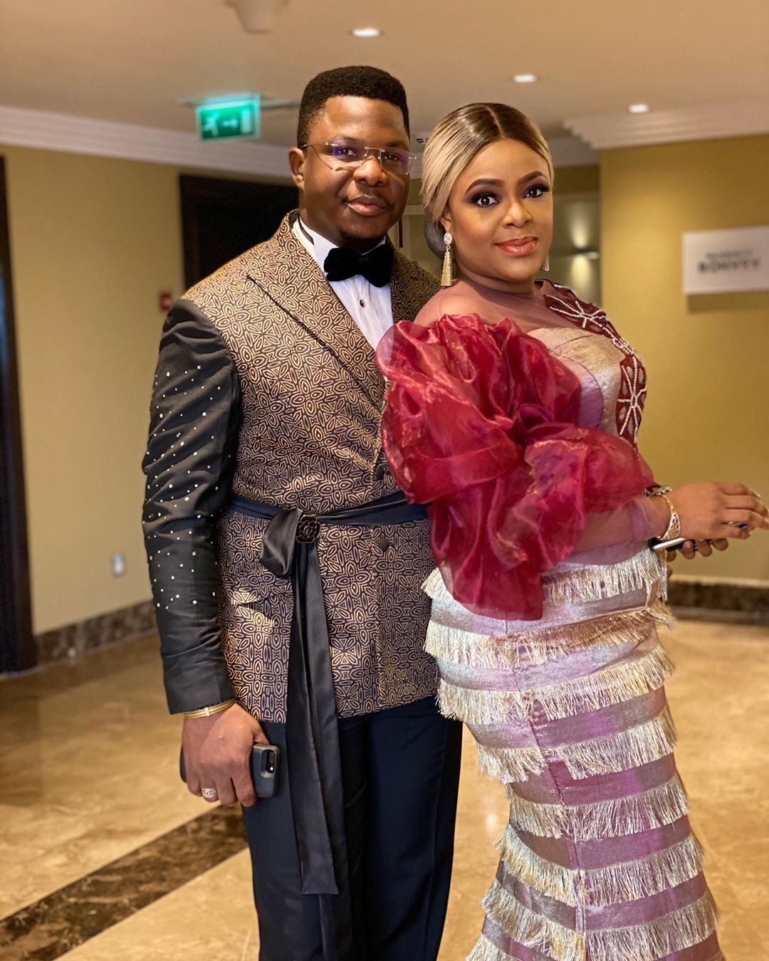 Celebrity couples that melted our hearts last night (Photos)