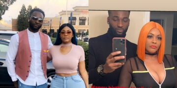 Actor Gbenro Ajibade shows off his _new girlfriend_ (photos_video)