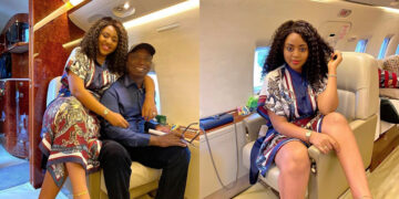 Regina Daniels reveals how she has maintained a positive and happy marriage (Photos)