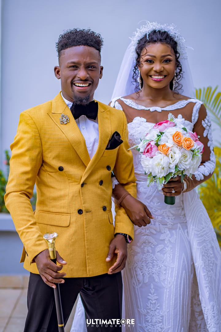 We dated for 9years and I didn't see her pants - MC Rhelax of Hip TV