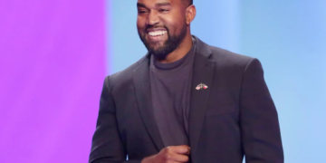 Kanye West donates thousands of dollars to feed children and the elderly in his hometown