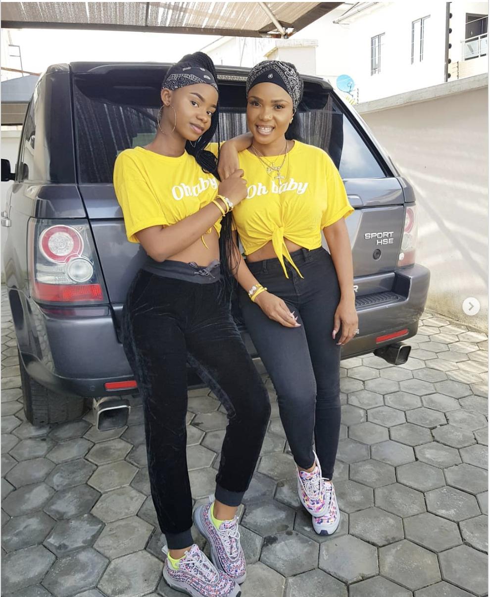 Real reasons Iyabo Ojo, Biodun Okeowo, Mercy Aigbe show off their daughters on social mediaReal reasons Iyabo Ojo, Biodun Okeowo, Mercy Aigbe show off their daughters on social media